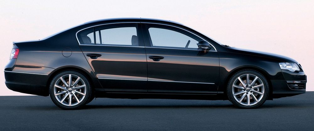 <h3>VW Passat B5 (B6)</h3>Business class. Moscow.